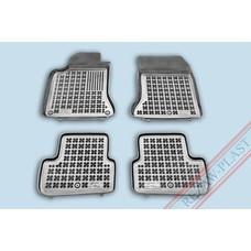 Rezaw Plast Gummi Fußmatten für Mercedes A W176 / GLA