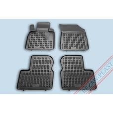 Rezaw Plast Gummi Fußmatten für Nissan Micra IV