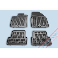 Rezaw Plast Gummi Fußmatten für Nissan Qashqai I