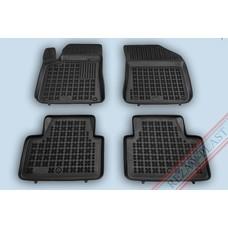 Rezaw Plast Gummi Fußmatten für Peugeot 308 SW II