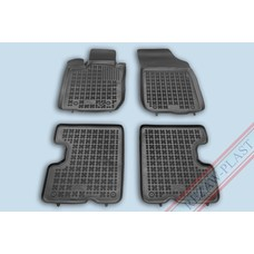 Rezaw Plast Gummi Fußmatten für Dacia Duster / Logan