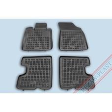 Rezaw Plast Gummi Fußmatten für Dacia Sandero I