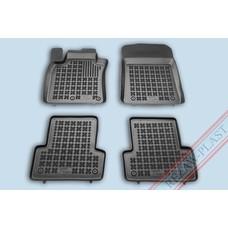 Rezaw Plast Gummi Fußmatten für Renault Modus / Grand Modus