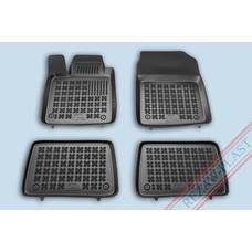 Rezaw Plast Gummi Fußmatten für Renault Twingo II