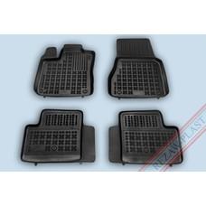 Rezaw Plast Gummi Fußmatten für Renault Twingo III