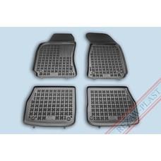 Rezaw Plast Gummi Fußmatten für Skoda Superb I
