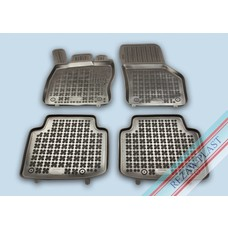 Rezaw Plast Gummi Fußmatten für Skoda Superb III