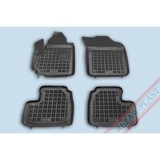Rezaw Plast Gummi Fußmatten für Suzuki Swift IV