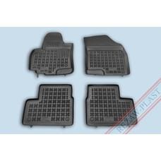 Rezaw Plast Gummi Fußmatten für Suzuki Swift IV FL