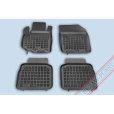 Rezaw Plast Gummi Fußmatten für Suzuki SX4 S-Cross II