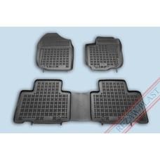 Rezaw Plast Gummi Fußmatten für Toyota RAV4 IV