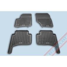 Rezaw Plast Gummi Fußmatten für Volkswagen Touareg / Porsche Cayenne