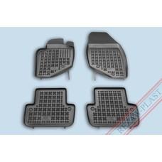 Rezaw Plast Gummi Fußmatten für Volvo S60 / V70 / XC70
