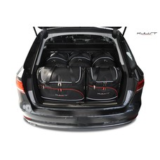 Kjust Reisetaschen Set für Audi A4 Avant B9