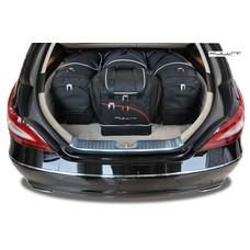 Kjust Reisetaschen Set für Mercedes CLS W218 Shooting Brake