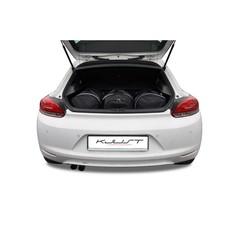 Kjust Reisetaschen Set für Volkswagen Scirocco III
