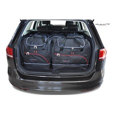 Kjust Reisetaschen Set für Volkswagen Passat Variant B8