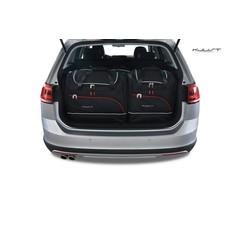 Kjust Reisetaschen Set für Volkswagen Golf Variant VII