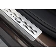 Avisa Einstiegsleiste Edelstahl für Volkswagen Sharan II / Seat Alhambra II