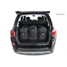 Kjust Reisetaschen Set für Fiat 500L