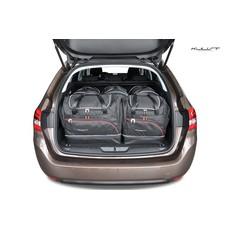 Kjust Reisetaschen Set für Peugeot 308 SW II