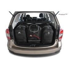 Kjust Reisetaschen Set für Subaru Forester IV