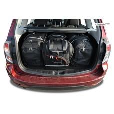 Kjust Reisetaschen Set für Subaru Forester III