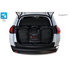 Kjust Reisetaschen Set für Peugeot 2008