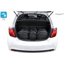 Kjust Reisetaschen Set für Toyota Yaris III