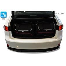 Kjust Reisetaschen Set für Lexus IS H III
