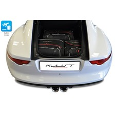 Kjust Reisetaschen Set für Jaguar F-Type