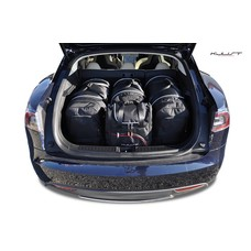 Kjust Reisetaschen Set für Tesla S (Vorne + Hinten)