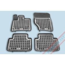 Rezaw Plast Gummi Fußmatten für Audi Q7 I