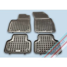 Rezaw Plast Gummi Fußmatten für Audi Q7 II / Q8