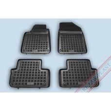 Rezaw Plast Gummi Fußmatten für Peugeot 407