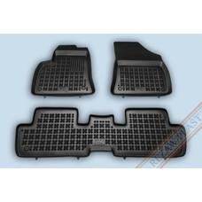Rezaw Plast Gummi Fußmatten für Peugeot 3008