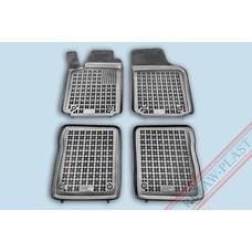 Rezaw Plast Gummi Fußmatten für Audi A2