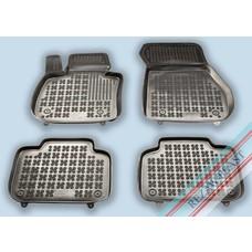 Rezaw Plast Gummi Fußmatten für BMW X1 F48