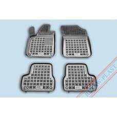 Rezaw Plast Gummi Fußmatten für Citroen DS3