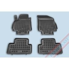 Rezaw Plast Gummi Fußmatten für Chevrolet Orlando