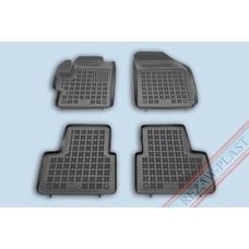 Rezaw Plast Gummi Fußmatten für Chevrolet Spark I