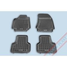 Rezaw Plast Gummi Fußmatten für Alfa Romeo 159