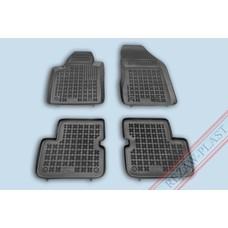 Rezaw Plast Gummi Fußmatten für Fiat Bravo II