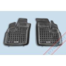 Rezaw Plast Gummi Fußmatten für Fiat Doblo