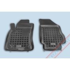 Rezaw Plast Gummi Fußmatten für Fiat Doblo II / Opel Combo D