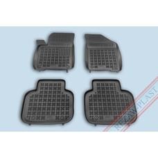 Rezaw Plast Gummi Fußmatten für Fiat Freemont