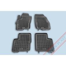 Rezaw Plast Gummi Fußmatten für Fiat Linea