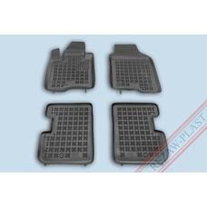 Rezaw Plast Gummi Fußmatten für Fiat Panda III