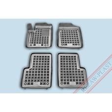 Rezaw Plast Gummi Fußmatten für Ford Ka II