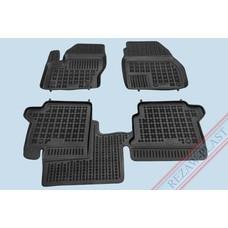 Rezaw Plast Gummi Fußmatten für Ford Grand Tourneo Connect II
